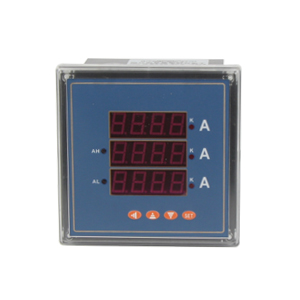 HQ194I-2X4 digital display three-phase ammeter