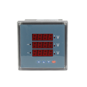 HQ194U-2X4 digital three-phase voltage meter