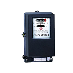 DT864 three-phase four-wire active energy meter