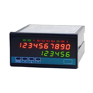 数显式电流表