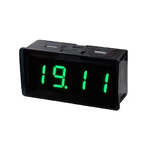 数显式电压表