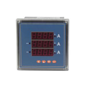 HQ194I-2X4数显三相电流表