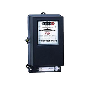 DT864三相四线有功电能表